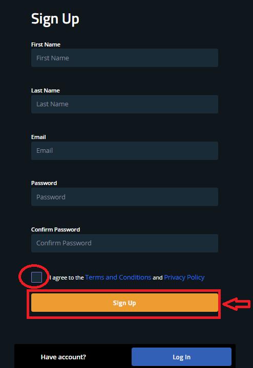 Comment ouvrir un compte et retirer de l'argent sur Spectre.ai